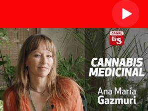 Ana María Gazmuri: Cannabis medicinal, aportando a una salud holística e integral