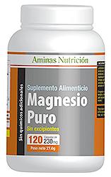 Magnesio puro