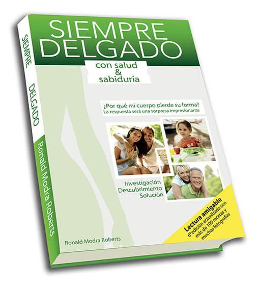 Siempre Delgado – Ronald Modra Roberts (Libro Digital)