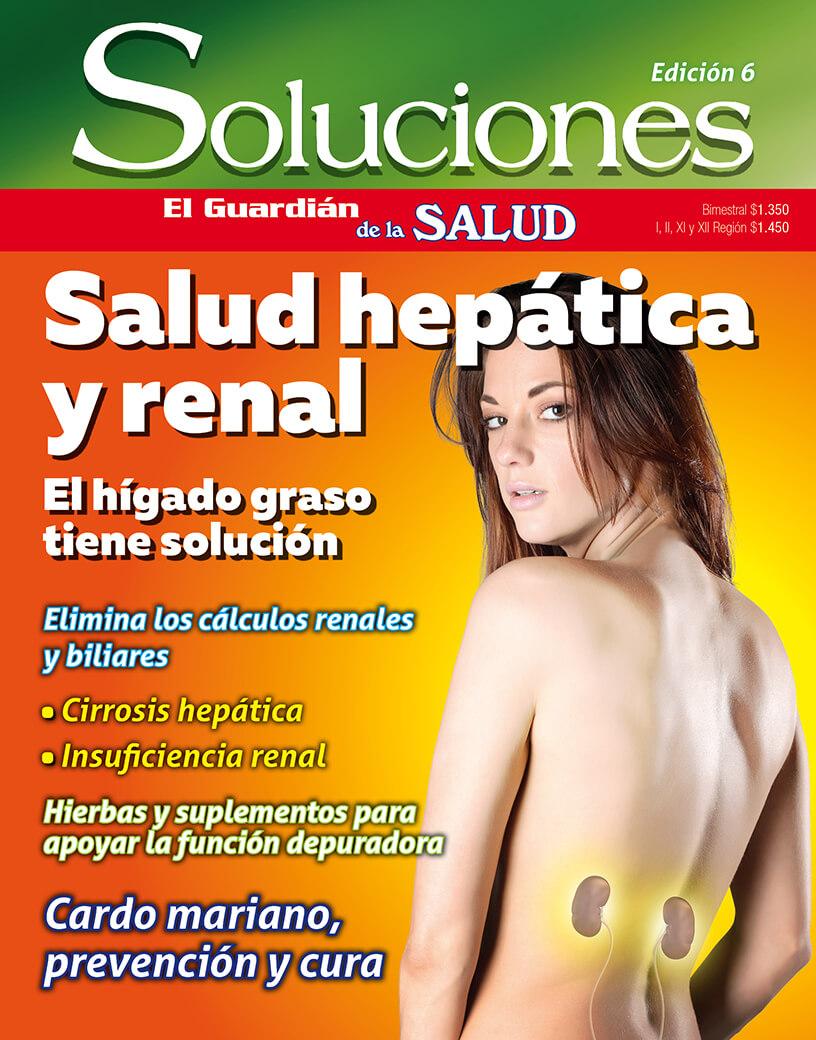 SALUD HEPÁTICA Y RENAL EDICIÓN 6 EN PDF