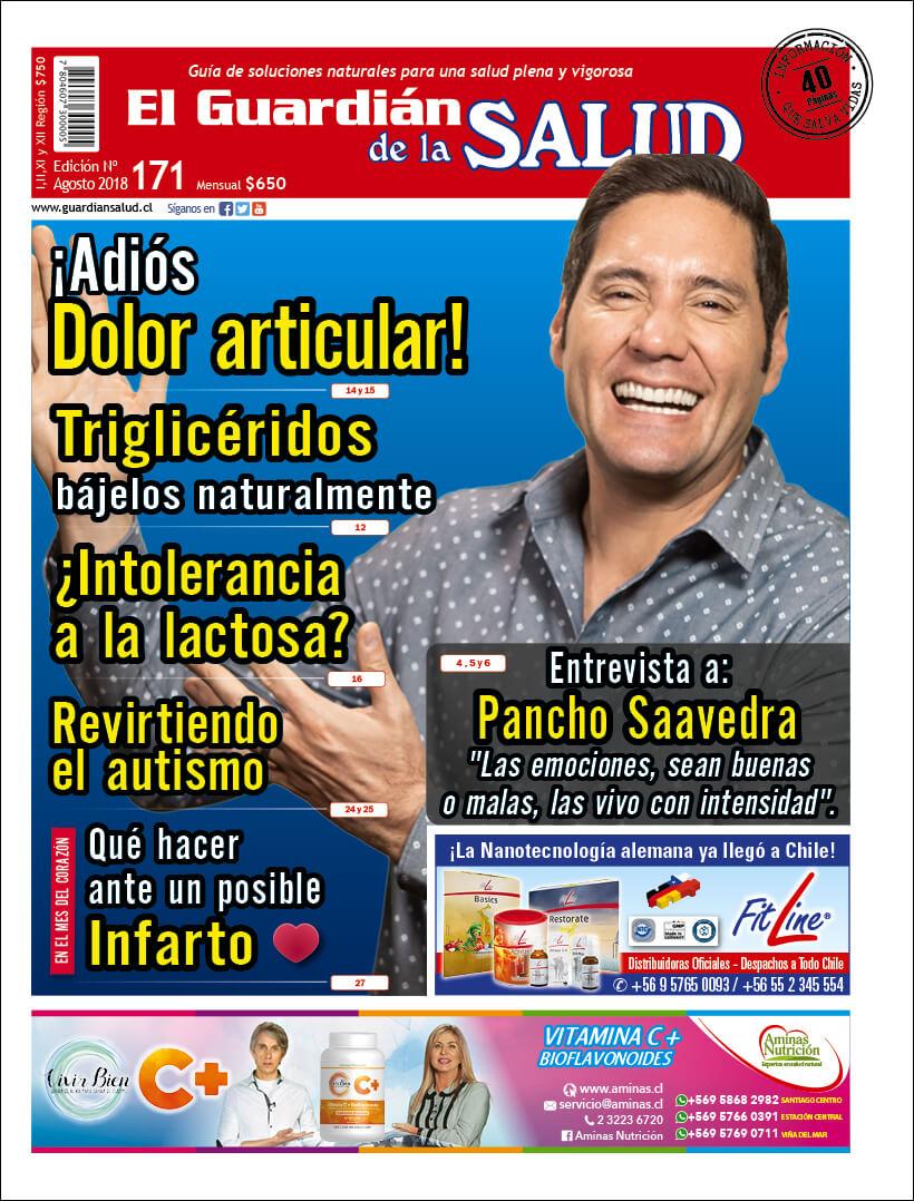 Edición 171 ¡Adiós Dolor articular! – El Guardián de la Salud Digital