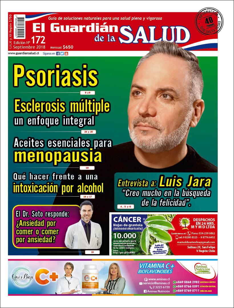 Edición 172 Psoriasis – El Guardián de la Salud Digital