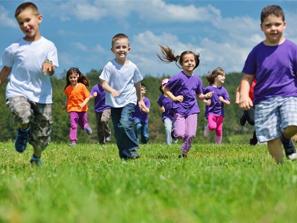 Actividad física y deporte para los niños en verano