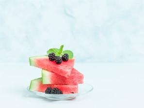 Golosinas de verano más saludables