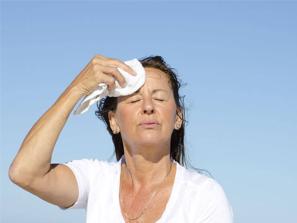 ¿Sabía usted …  … que sudar por el calor del verano promueve la buena salud?