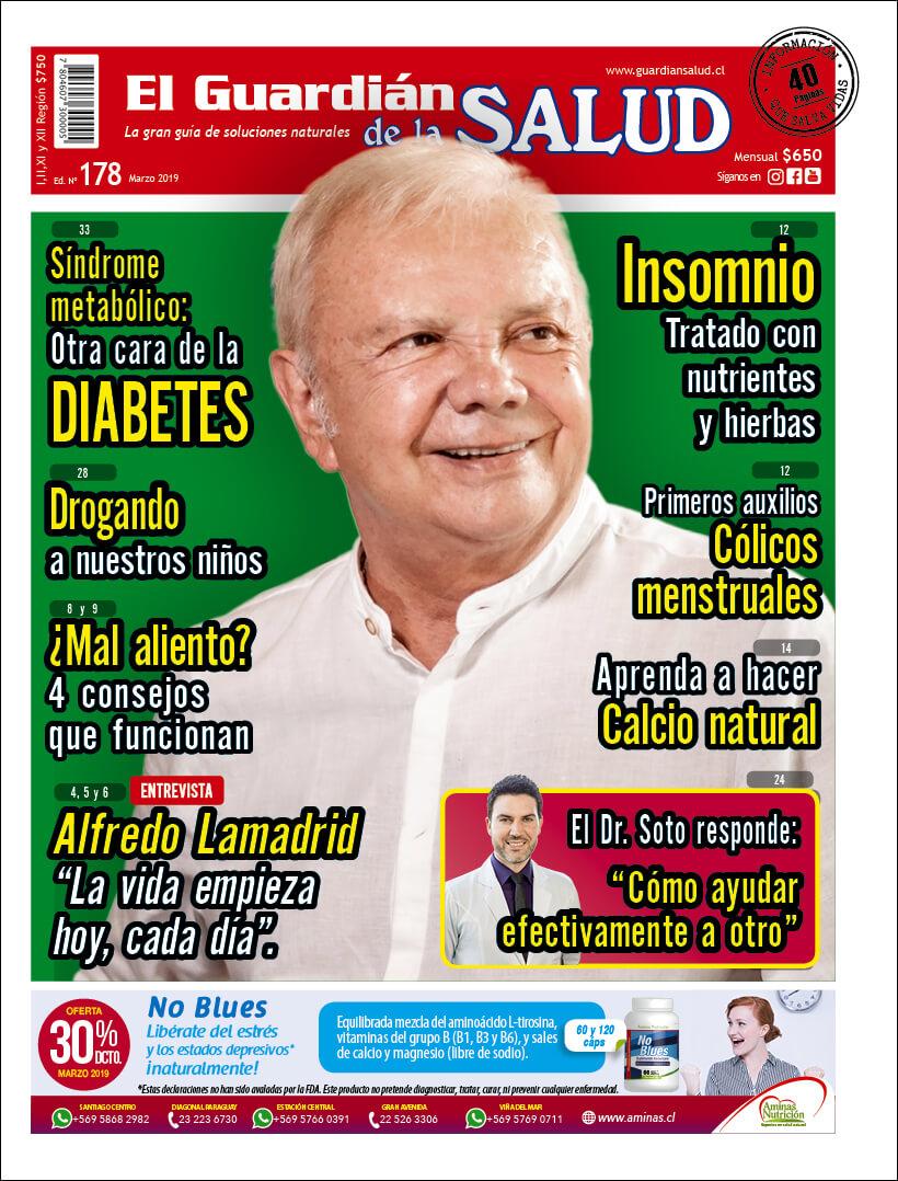 Edición 178 Síndrome metabólico: Otra cara de la diabetes – El Guardián de la Salud Digital