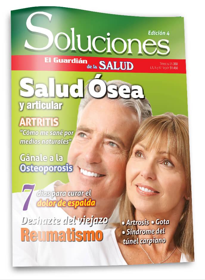 Revista Soluciones 04 Salud Ósea