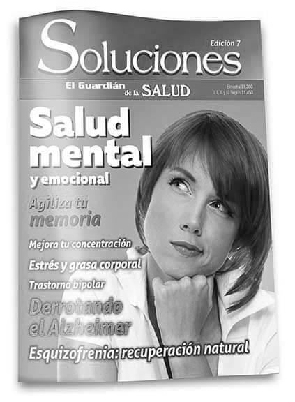 Revista Soluciones 07 Salud Mental y Emocional (calidad fotocopia)