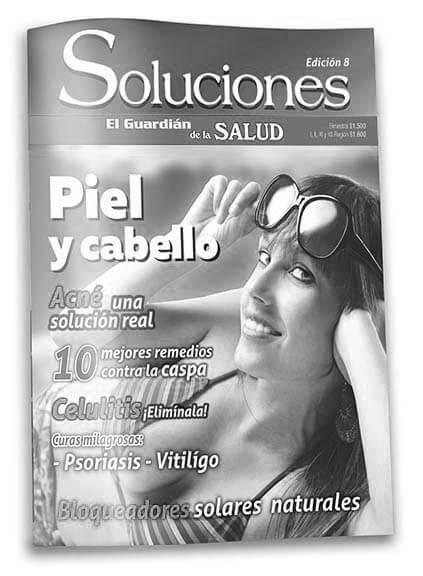 Revista Soluciones 08 Piel y Cabello (calidad fotocopia)
