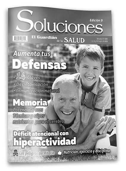 Revista Soluciones 09 Aumenta tus defensas (calidad fotocopia)