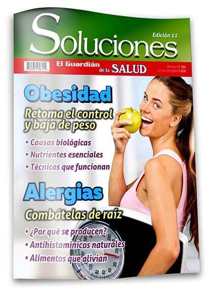 Revista Soluciones 11 Obesidad