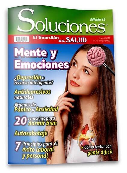 Revista Soluciones 13 Mente y Emociones
