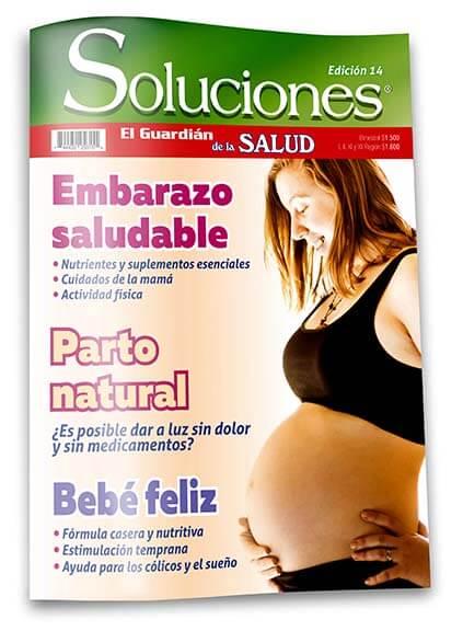 Revista Soluciones 14 Embarazo Saludable