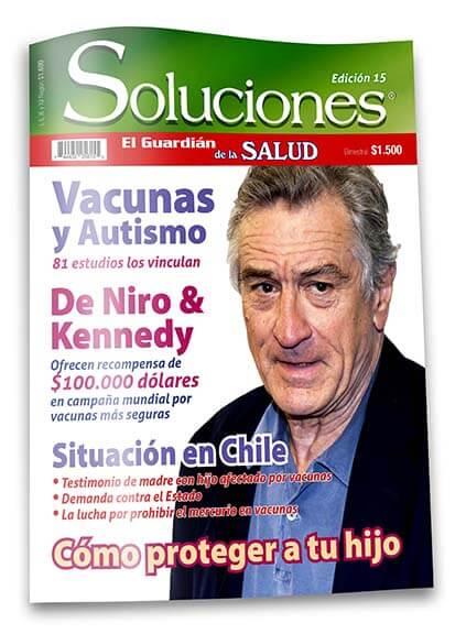 Revista Soluciones 15 Vacunas y Autismo