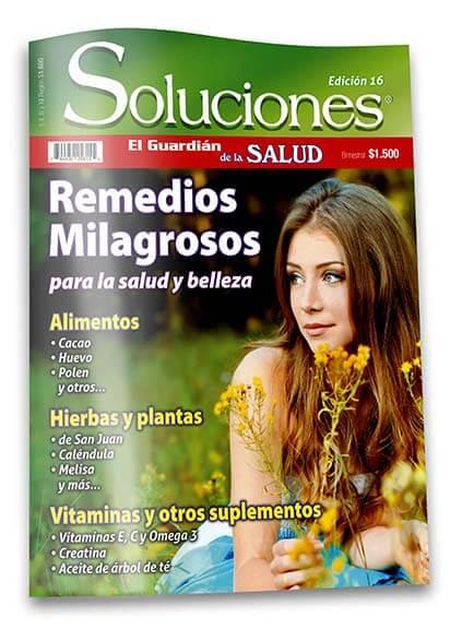 Revista Soluciones 16 Remedios Milagrosos