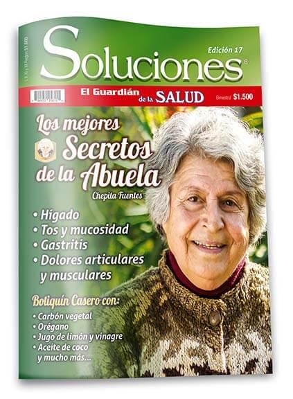 Revista Soluciones 17 Los Secretos de la Abuela