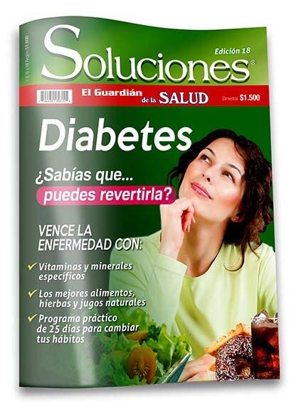 Revista Soluciones 18 Diabetes