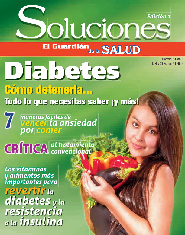 Revista Soluciones Digital Nº1 Especial Diabetes