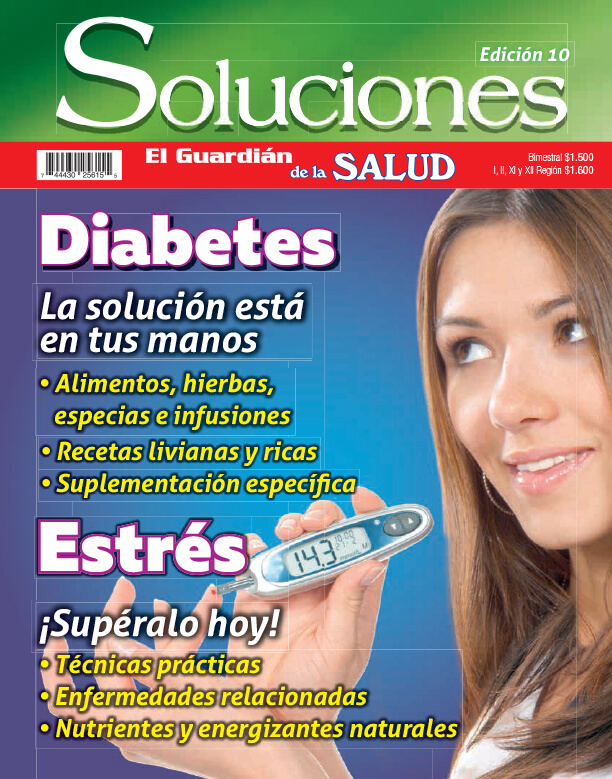 Revista Soluciones Digital Nº10 Estrés y diabetes