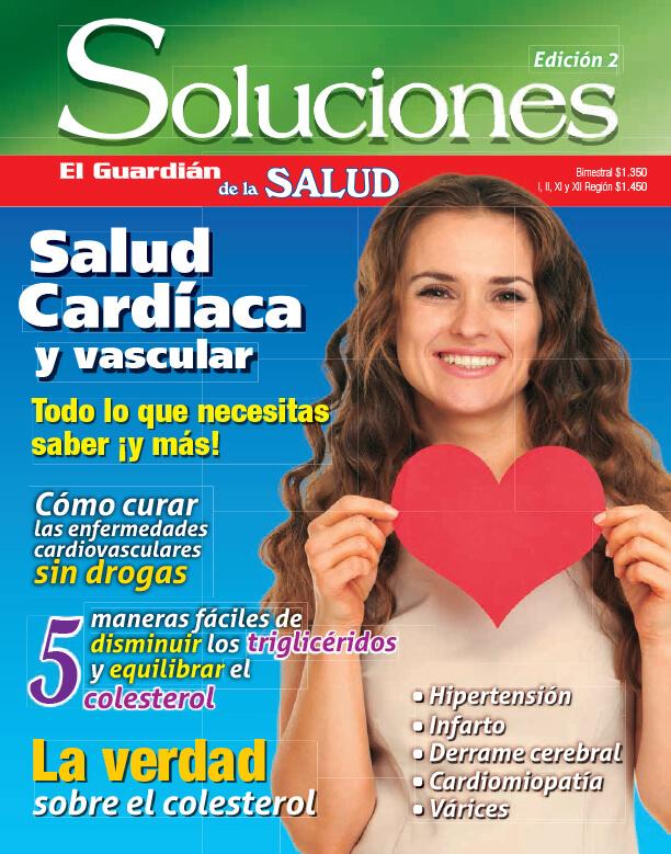 Revista Soluciones Digital Nº2 Salud cardiovascular