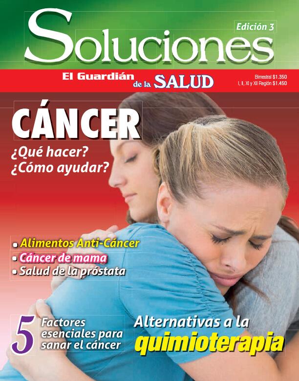 Revista Soluciones Digital Nº3 Cáncer