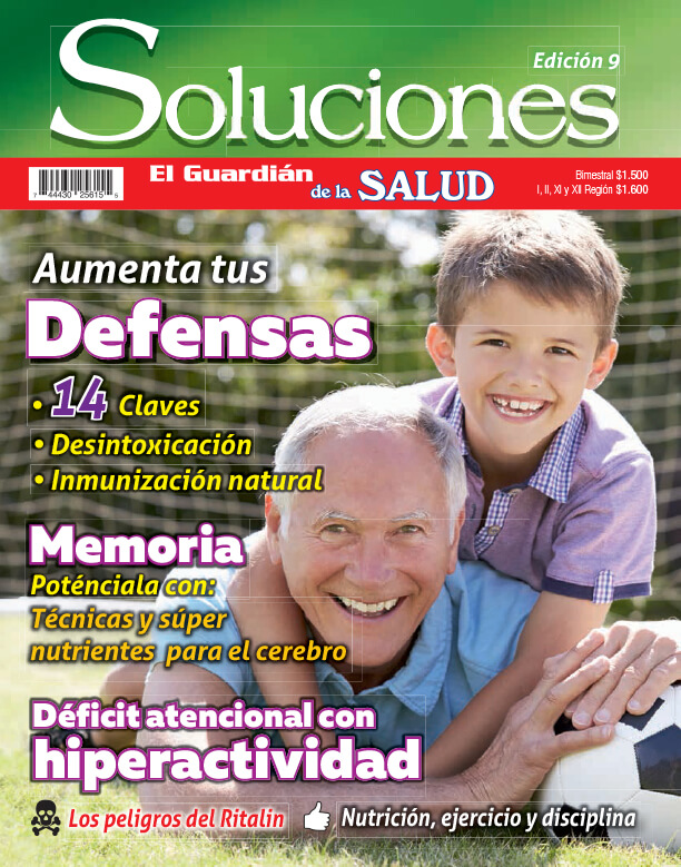 Revista Soluciones Digital Nº9 Defensas y memoria