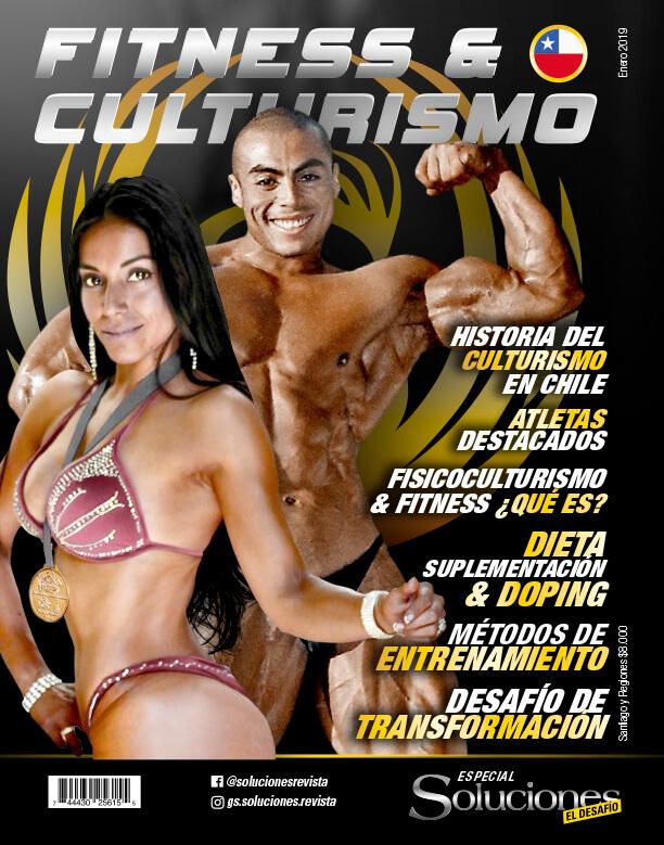 Revista Soluciones Digital Nº20 Especial Fitness y Culturismo