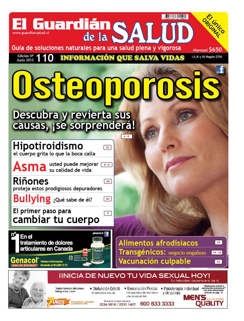 Edición 110 Osteoporosis – El Guardián de la Salud Digital