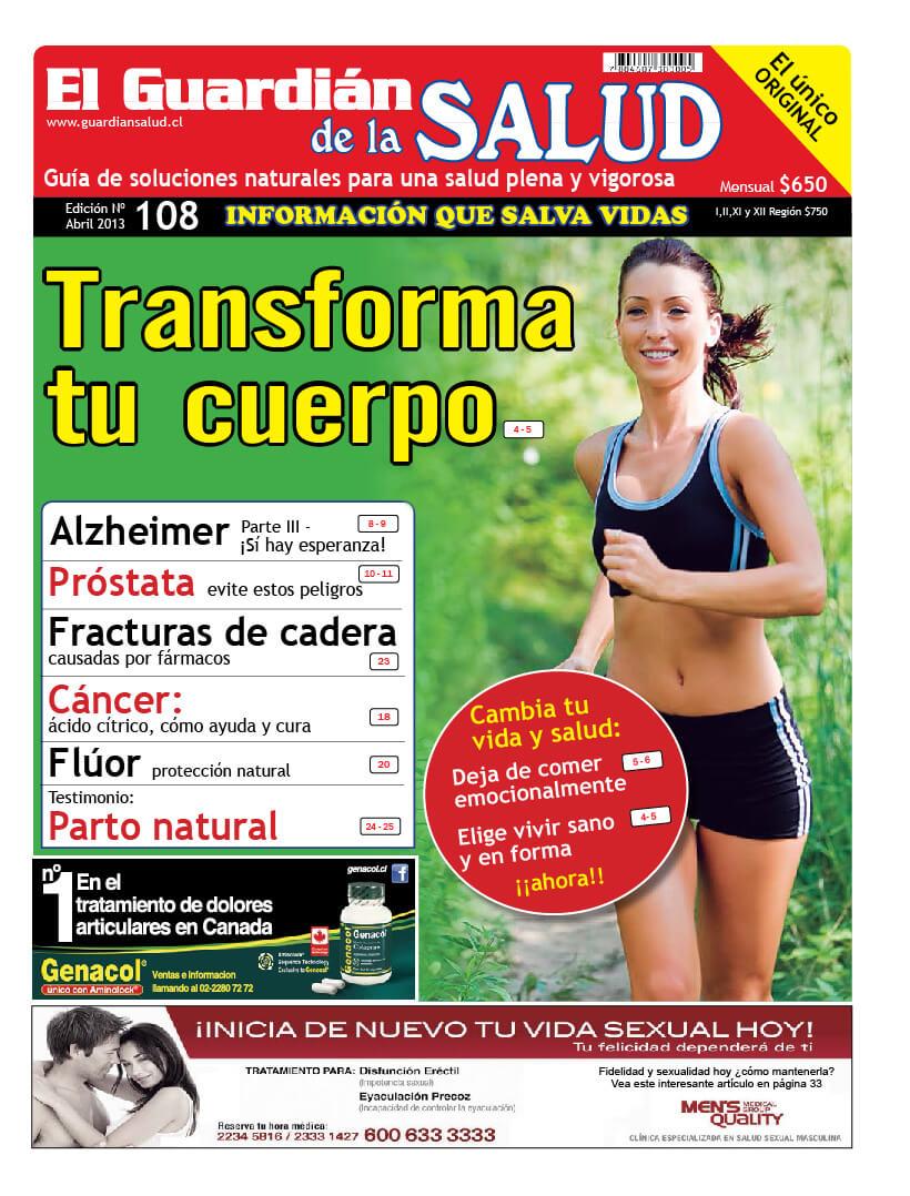 Edición 108 Transforma tu cuerpo – El Guardián de la Salud Digital