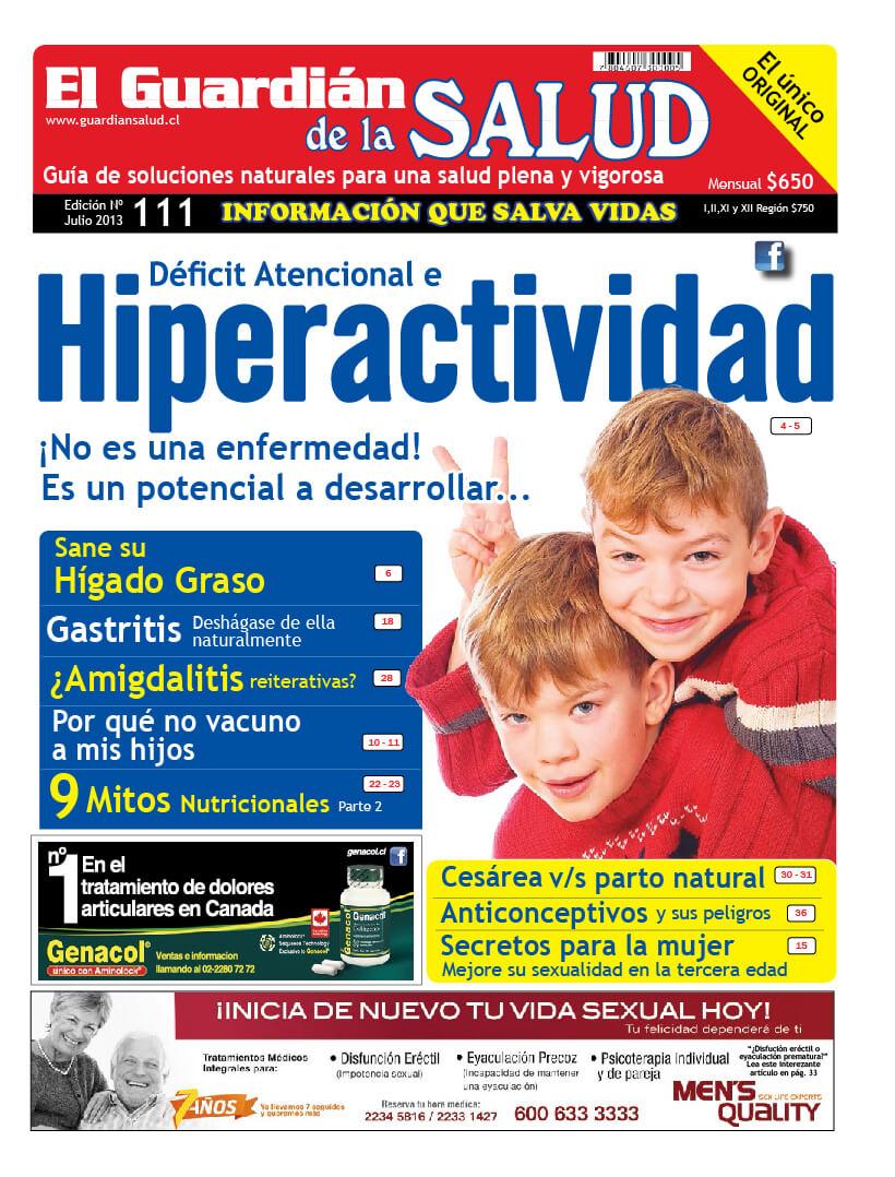 Edición 111 Déficit Atencional e Hiperactividad – El Guardián de la Salud Digital