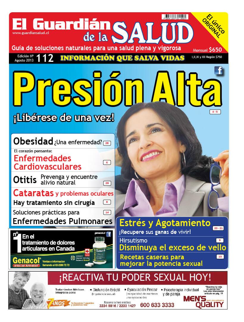 Edición 112 Presión Alta – El Guardián de la Salud Digital