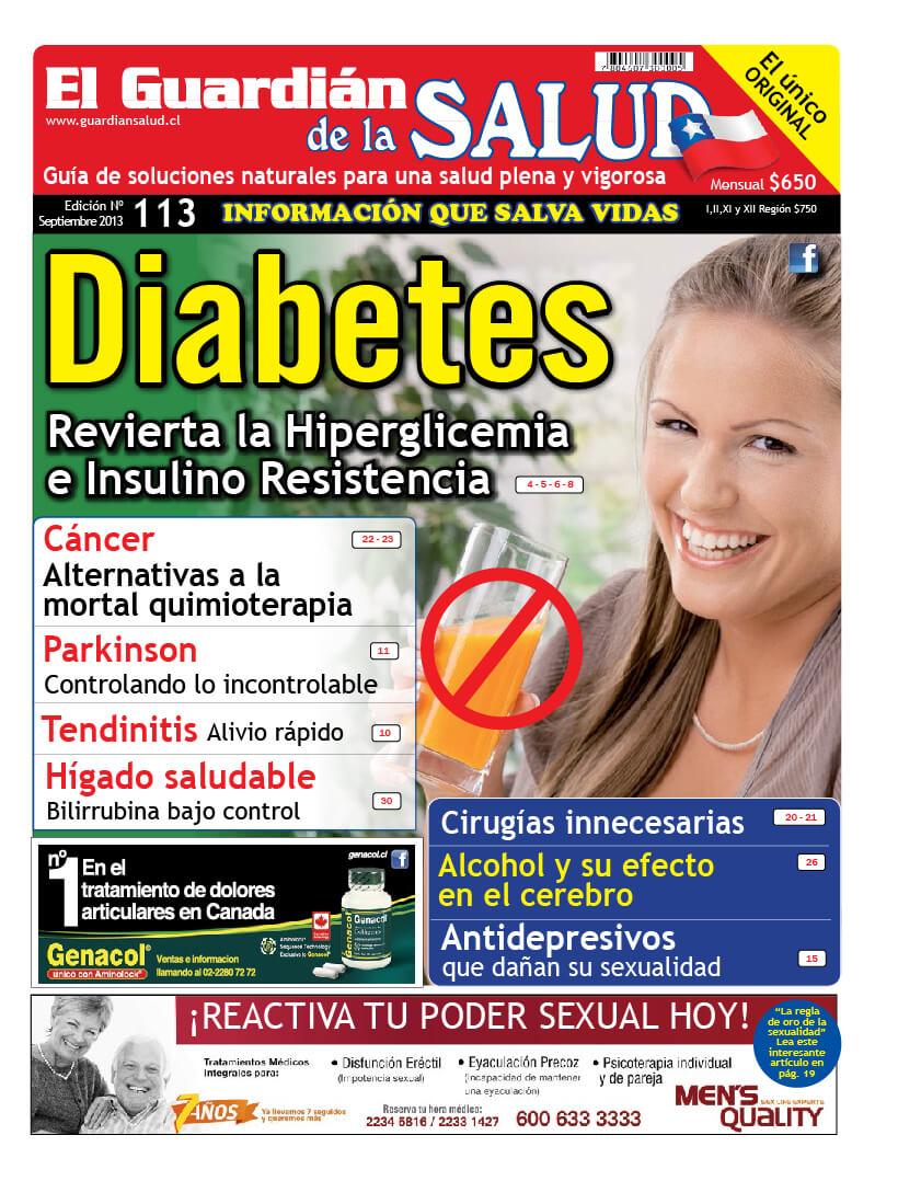 Edición 113 Diabetes – El Guardián de la Salud Digital