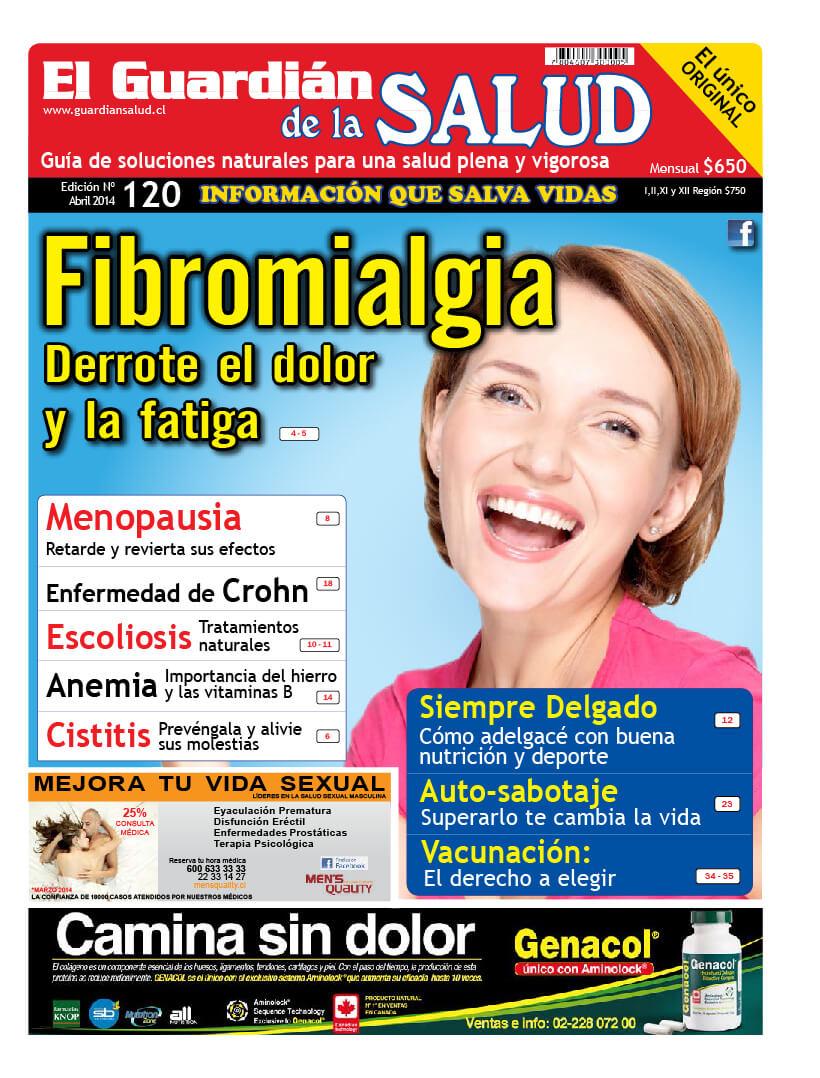 Edición 120 Fibromialgia – El Guardián de la Salud Digital