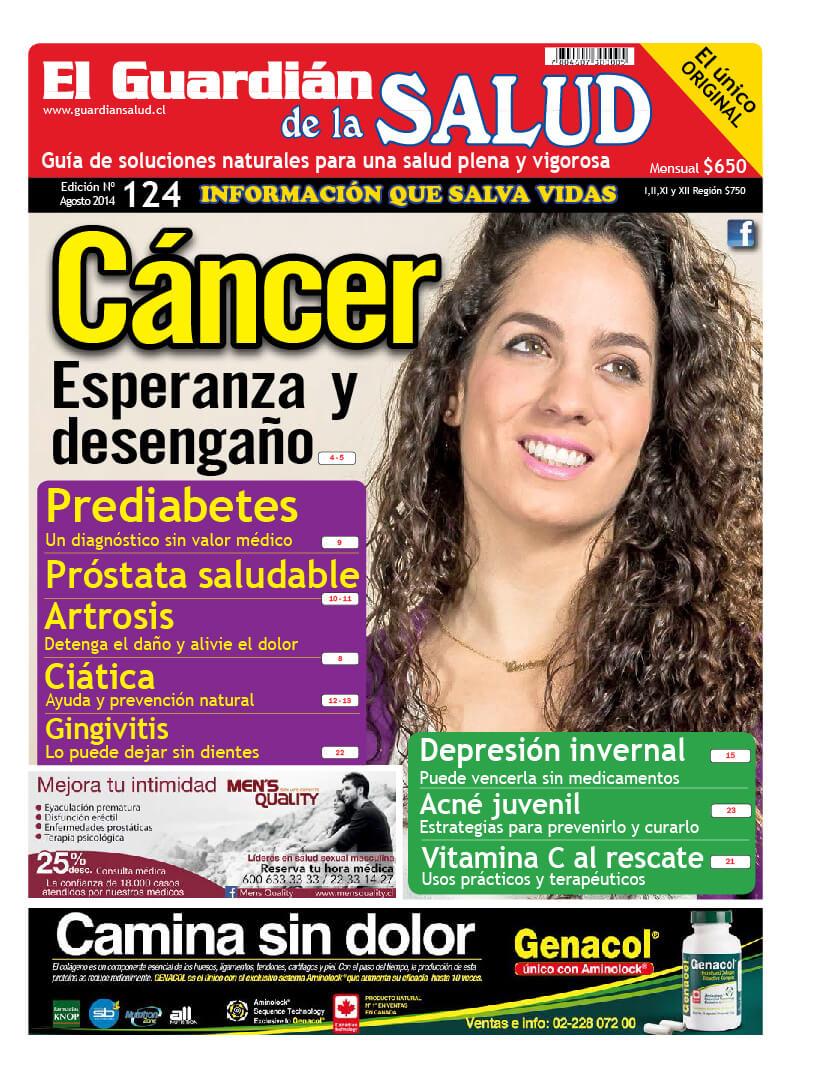 Edición 124 Cáncer – El Guardián de la Salud Digital