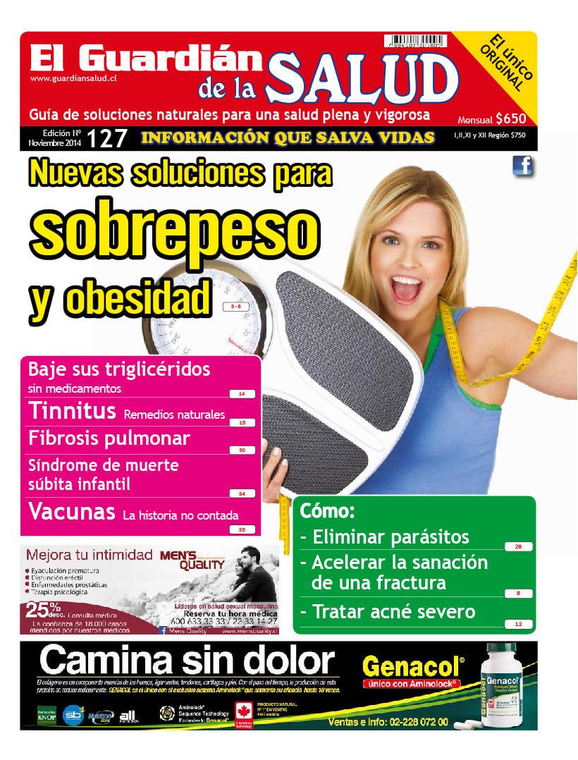 Edición 127 Sobrepeso y Obesidad – El Guardián de la Salud Digital