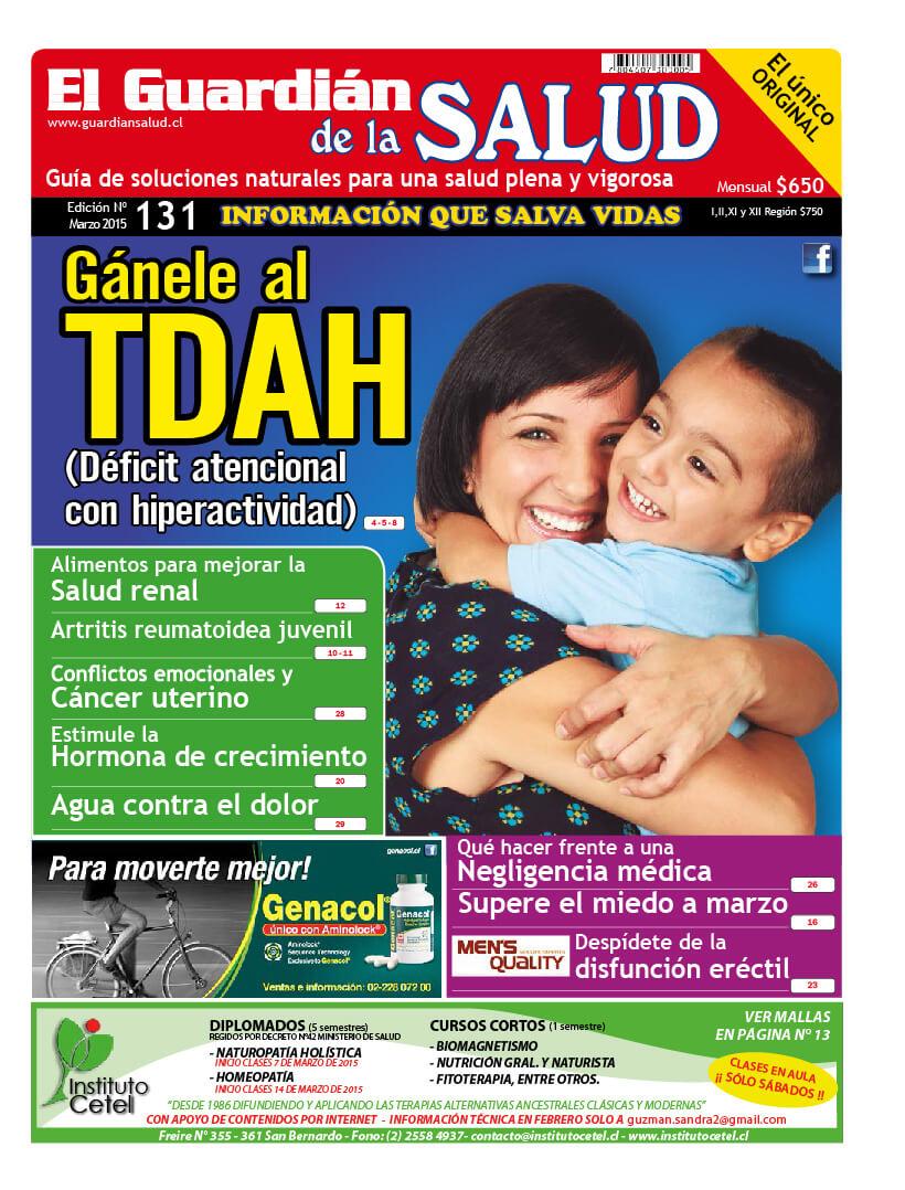 Edición 131 TDAH – El Guardián de la Salud Digital