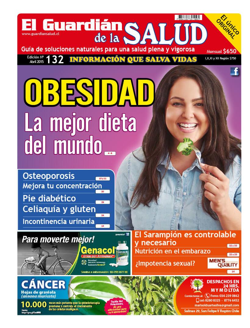 Edición 132 Obesidad – El Guardián de la Salud Digital
