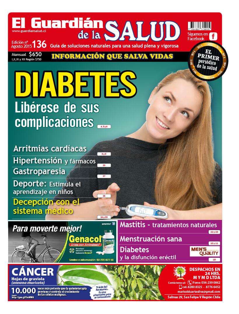 Edición 136 Diabetes – El Guardián de la Salud Digital