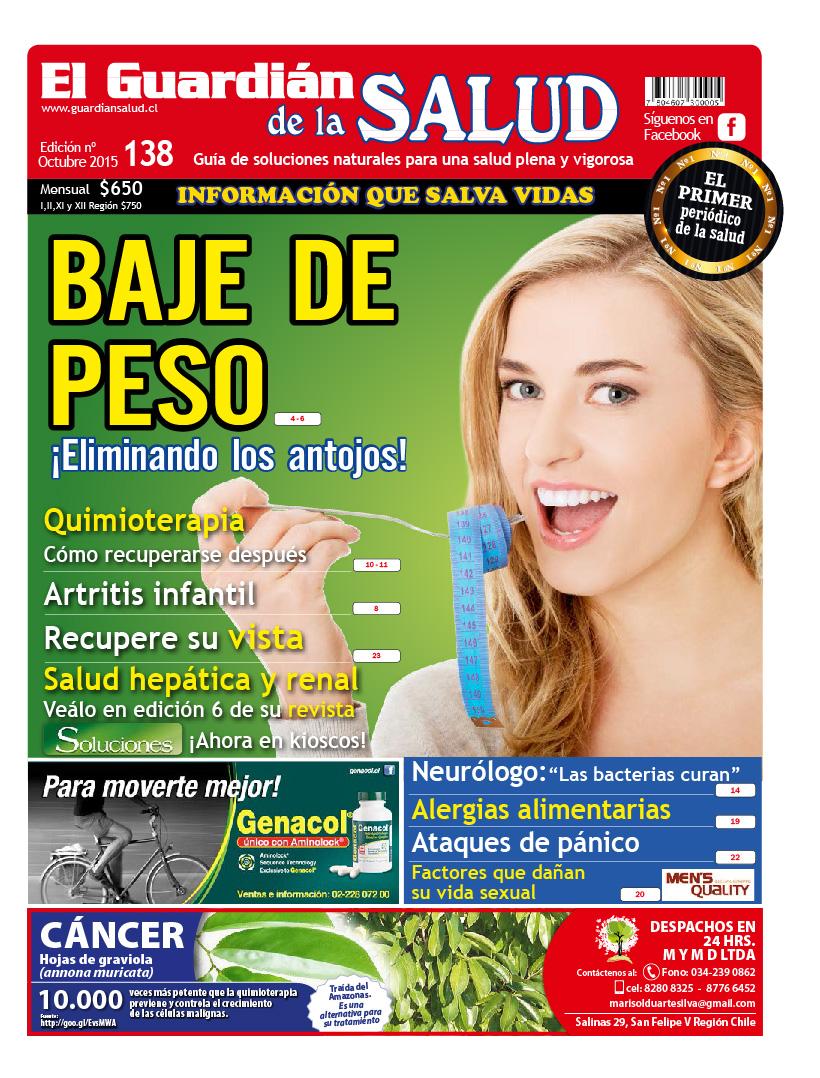 Edición 138 Bajar de peso – El Guardián de la Salud Digital