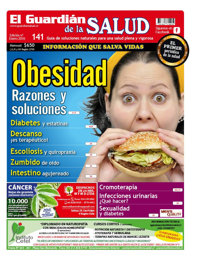 Edición 141 Obesidad – El Guardián de la Salud Digital