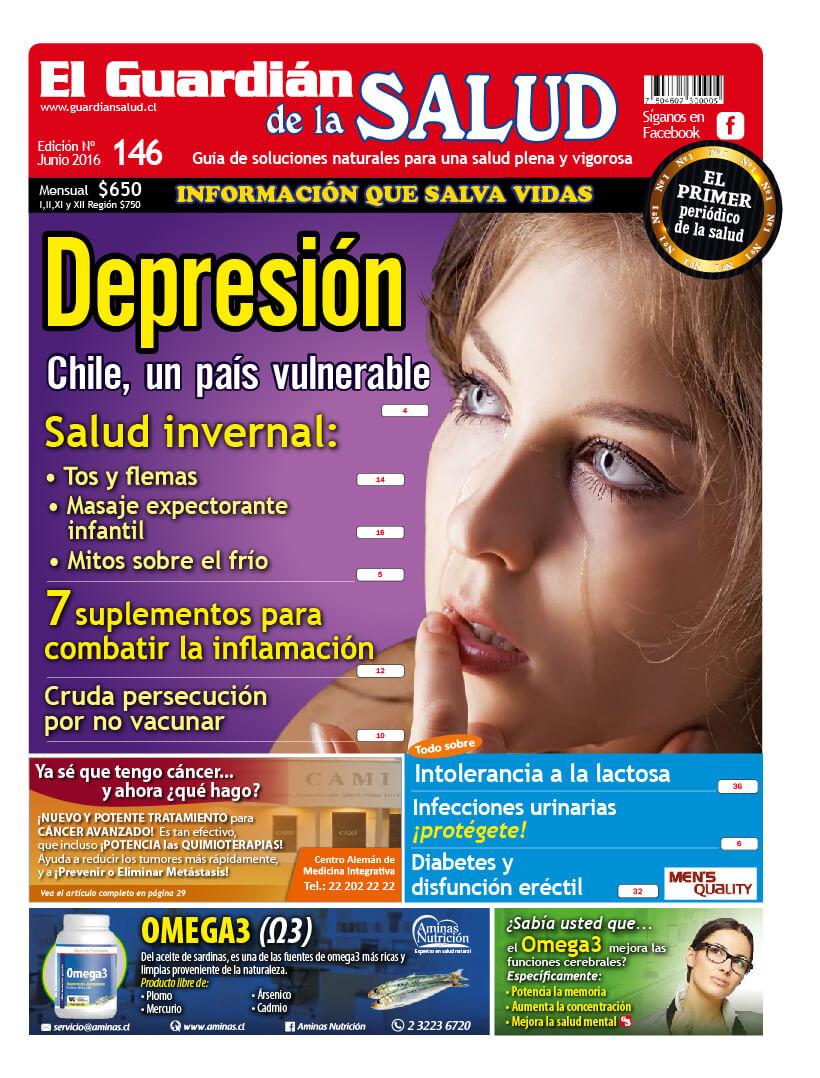 Edición 146 Depresión – El Guardián de la Salud Digital