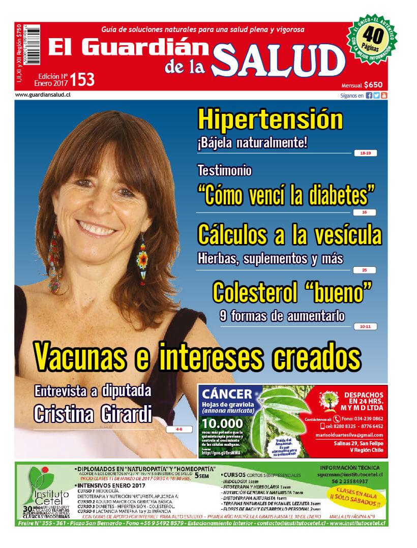 Edición 153 Vacunas e intereses creados – El Guardián de la Salud Digital