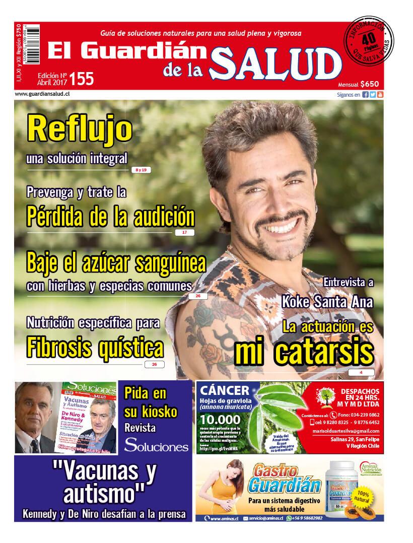 """Edición 155 """"La actuación es mi catarsis"""" Koke Santa Ana – El Guardián de la Salud Digital"""