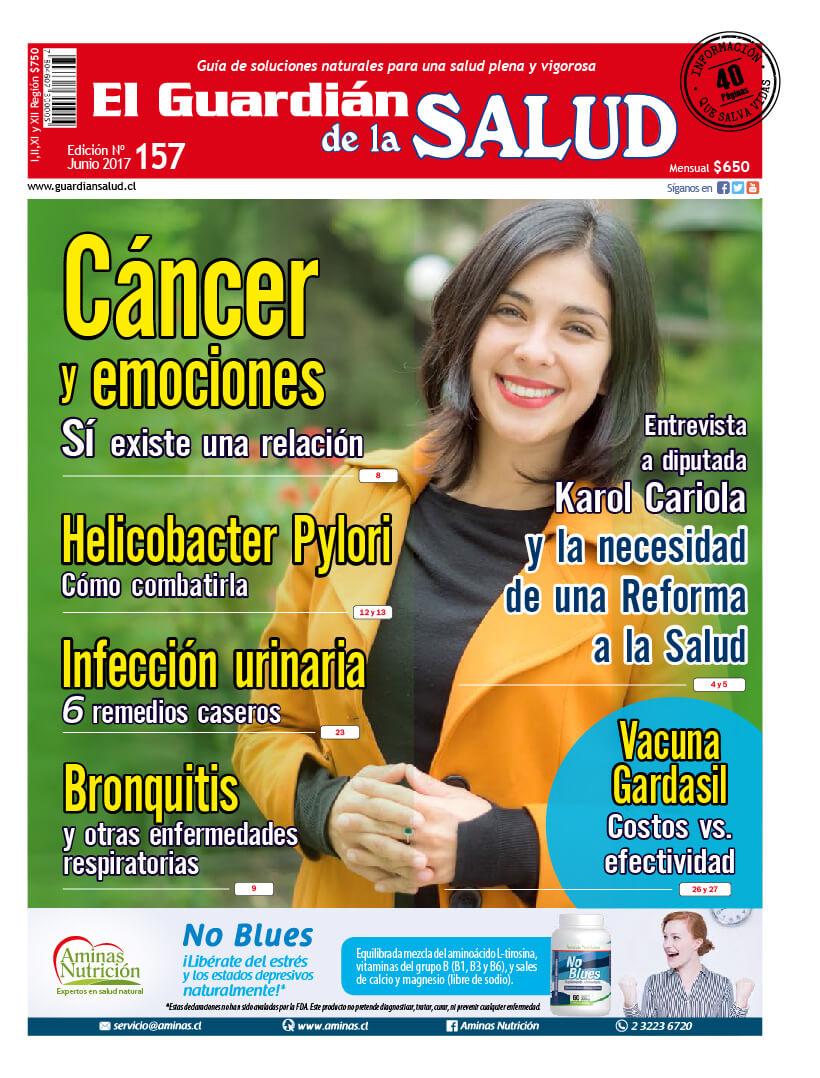 Edición 157 Cáncer y emociones – El Guardián de la Salud Digital