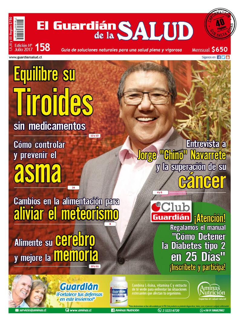 Edición 158 Equilibre su Tiroides – El Guardián de la Salud Digital