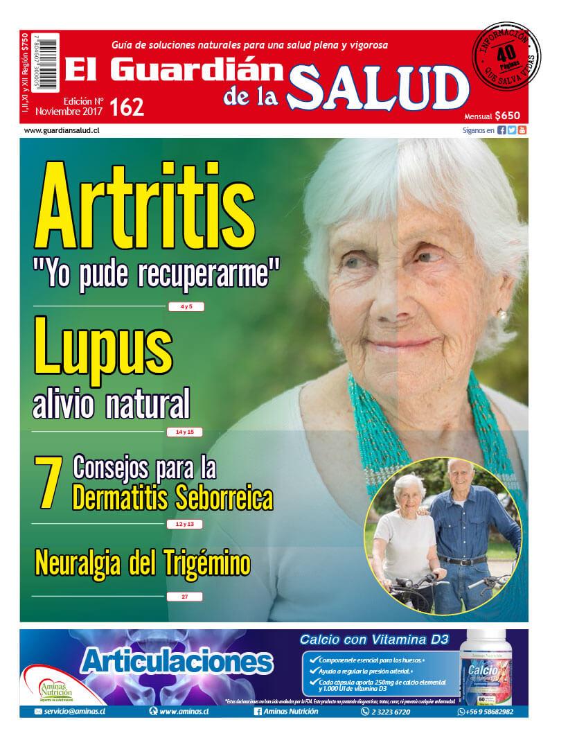 """Edición 162 Artritis """"Yo pude recuperarme""""- El Guardián de la Salud Digital"""