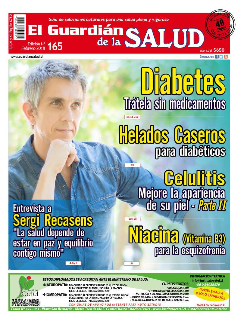 Edición 165 Diabetes Trátela sin medicamentos – El Guardián de la Salud Digital