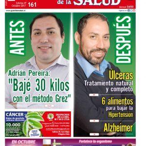Edición 161 Digital «Bajé 30 kilos con el Método Grez»