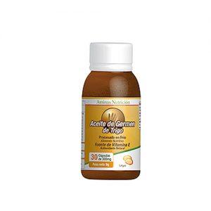 Aceite de Germen de Trigo (Vitamina E)