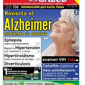 Edición 106 Revierta el Alzheimer – El Guardián de la Salud Digital